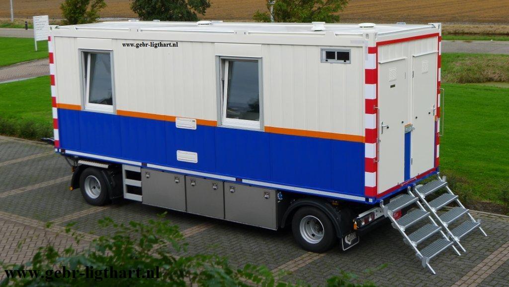 Super Schaftwagens - Gebr. Ligthart UV-31